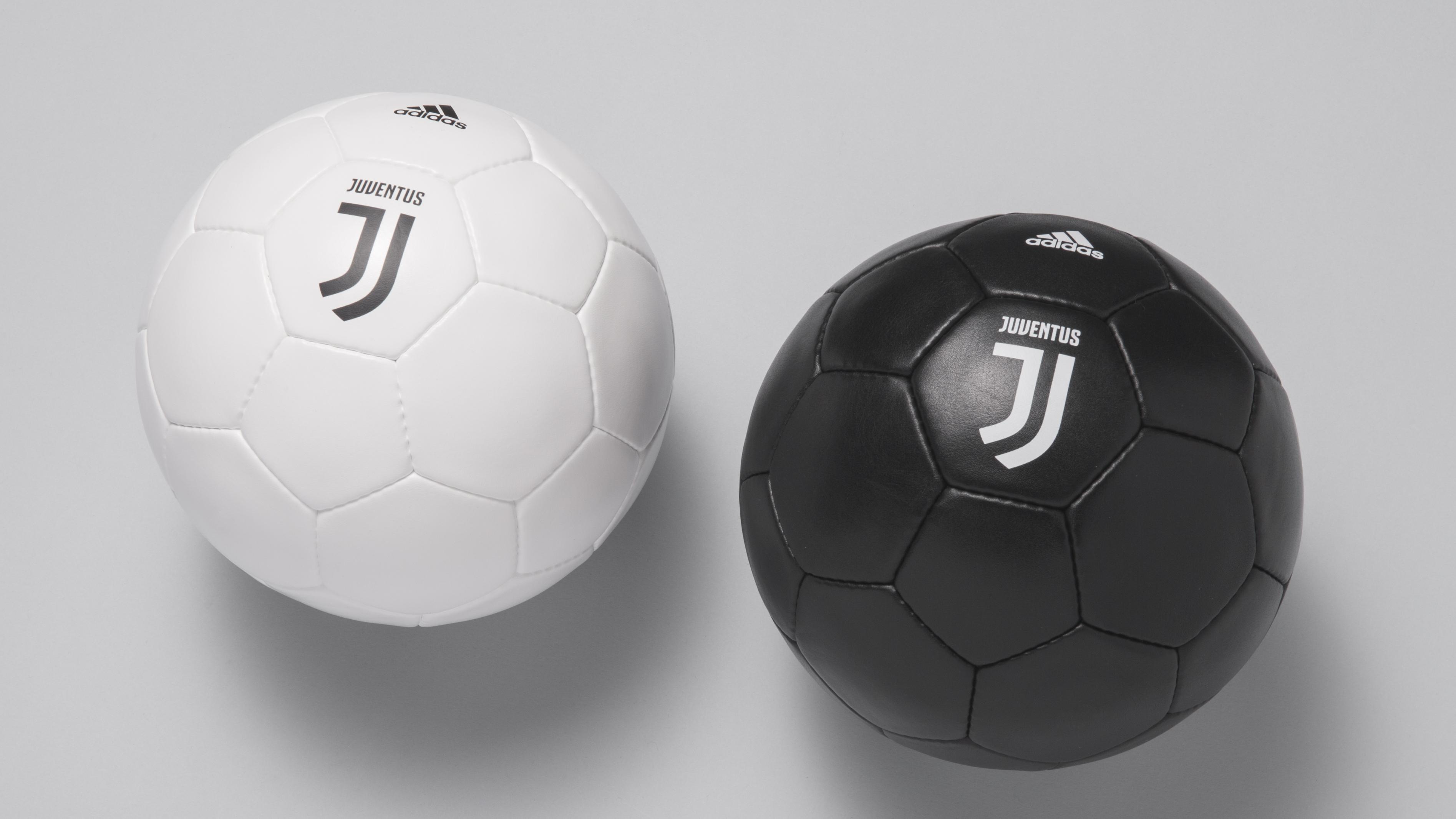 Juventus Black and White Soccer Ball - Interbrand Milan