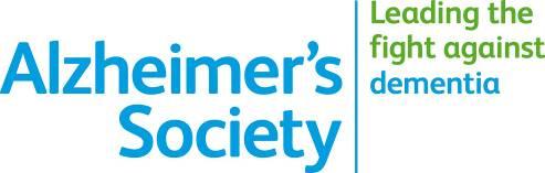 The previous Alzheimer's Society logo