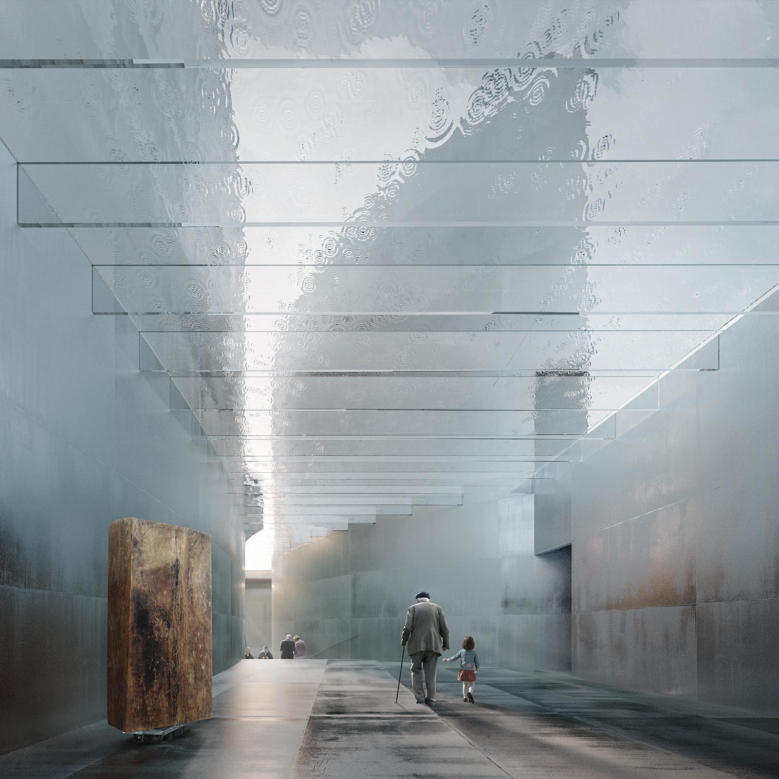 © Lahdelma & Mahlamäki Architects and David Morley Architects & Malcolm Reading Consultants
