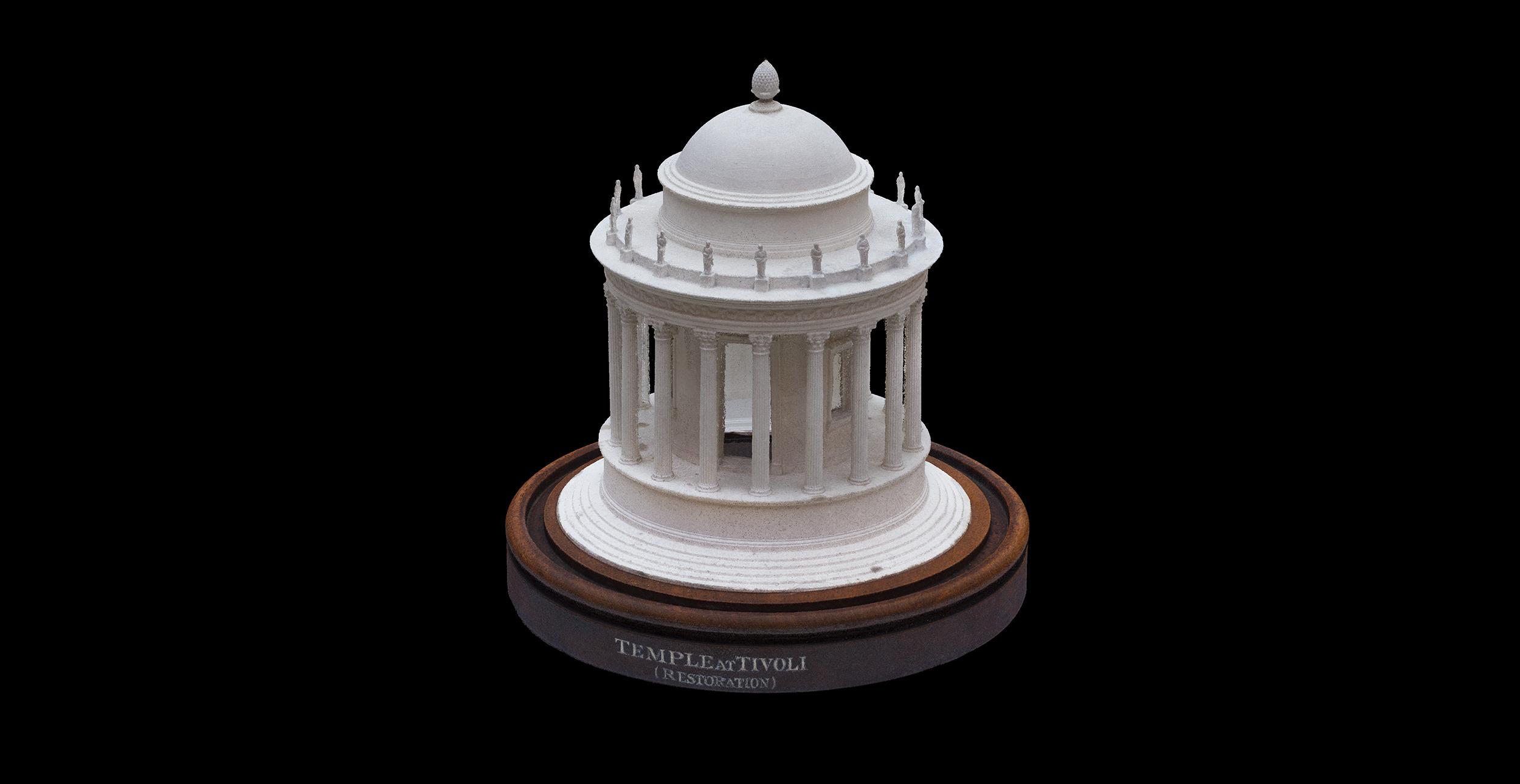 plaster_model_of_the_temple_of_vesta_tivoli