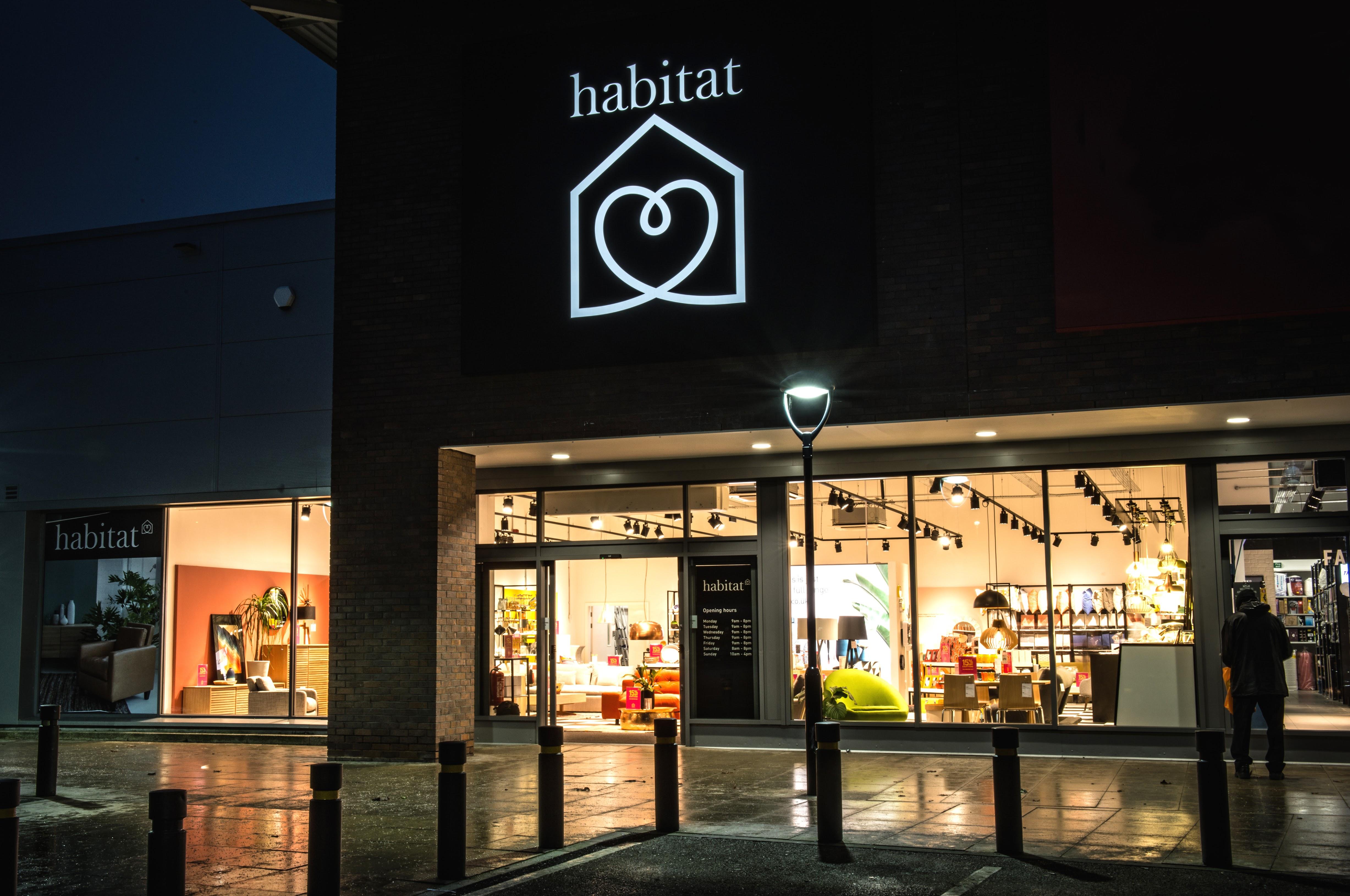 Habitat Leeds 4