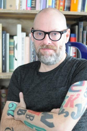 Dan Rhatigan, senior manager, Adobe Type