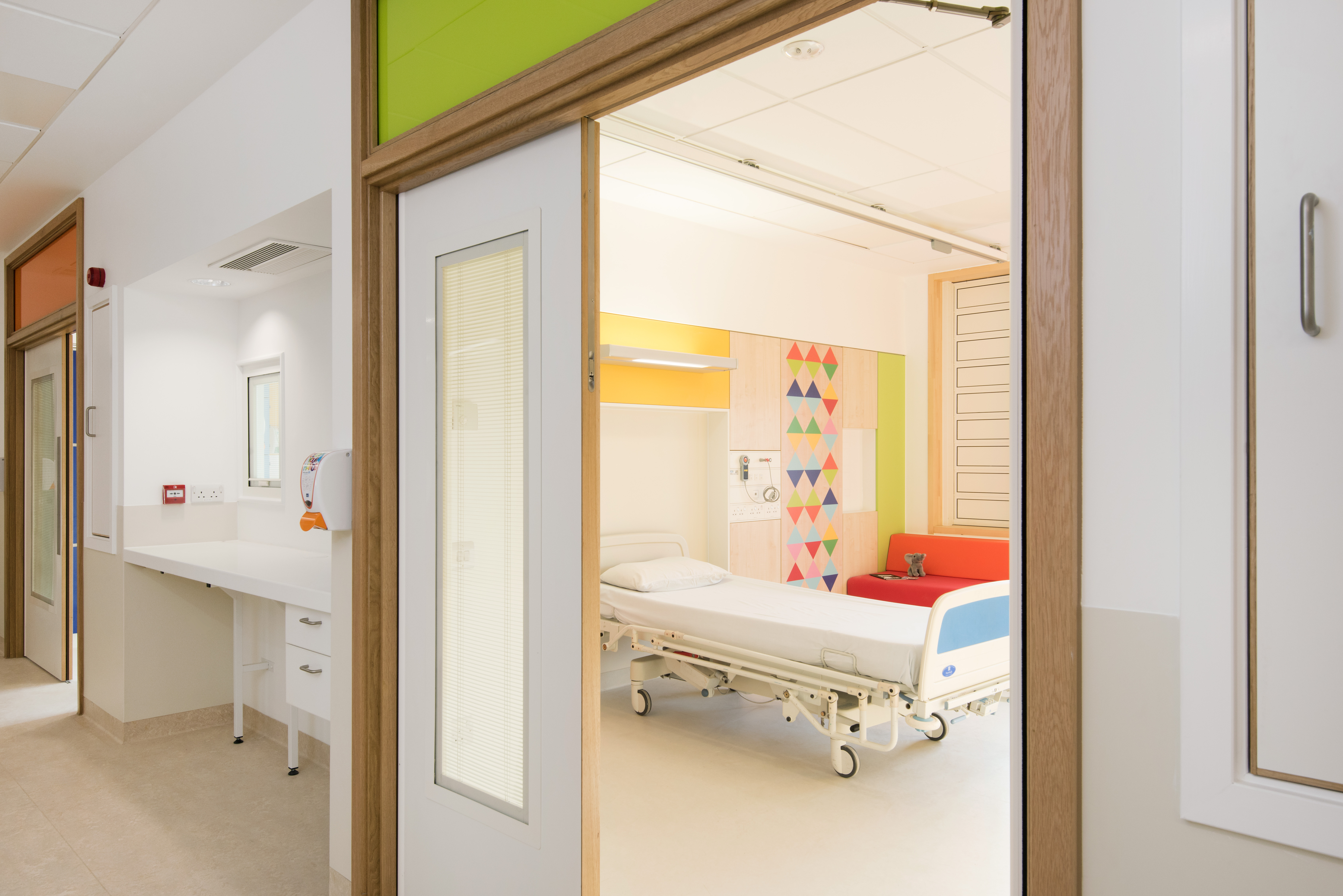 Artfelt Sheffield Children's Hospital