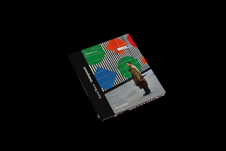 Daniel Buren Underground Book By Tsowc