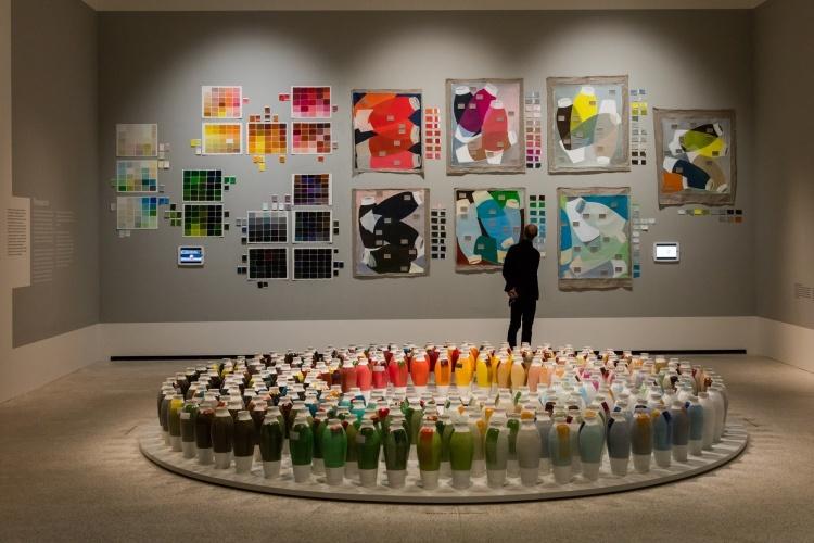 Hella Jongerius exhibition