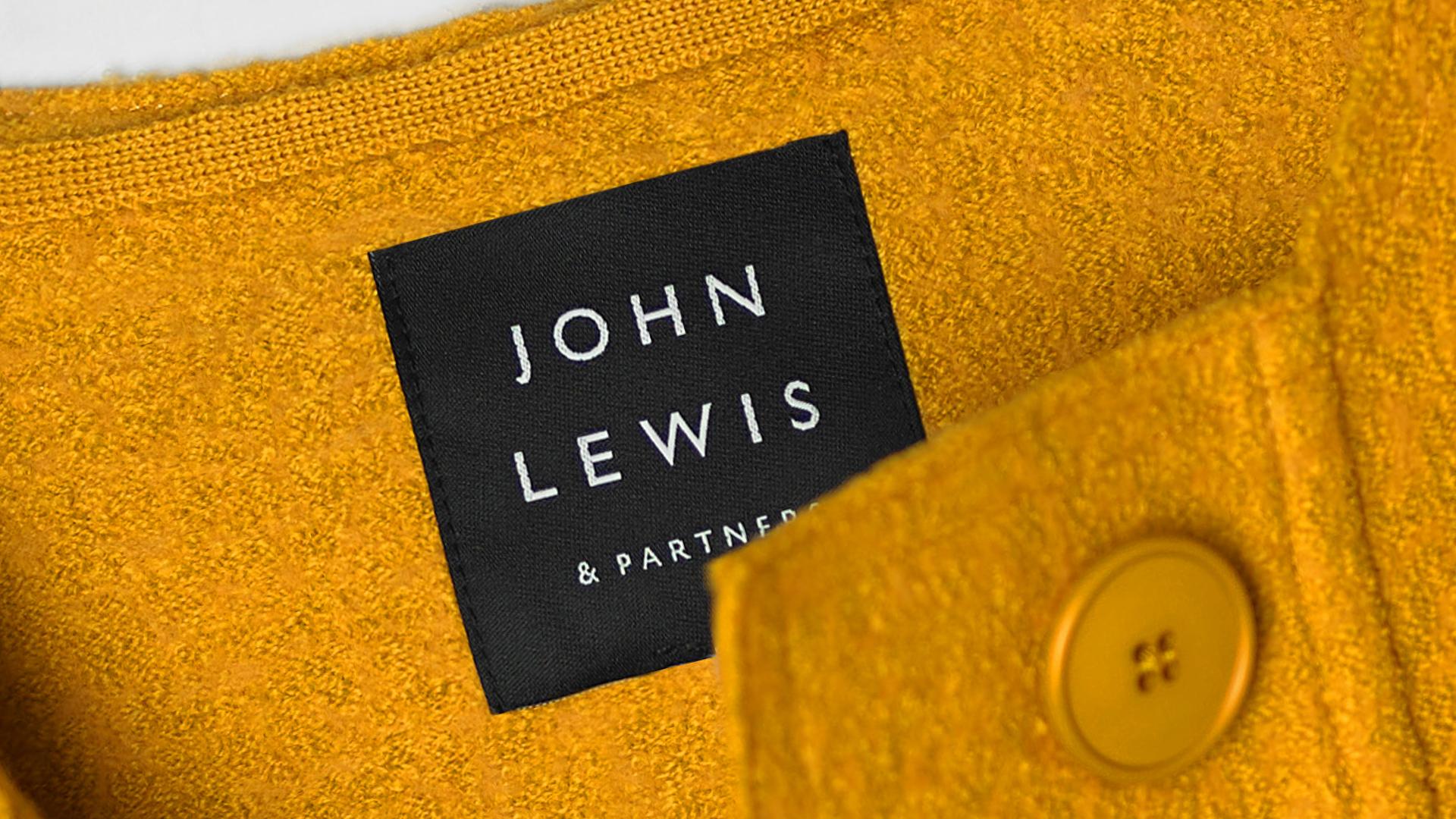 Pentagram's Harry Pearce rebrands John Lewis and Waitrose