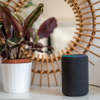 Amazon's Alexa, image courtesy of iStock