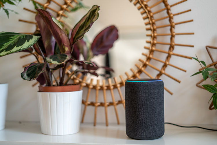 Amazon's Alexa, image courtesy of iStock