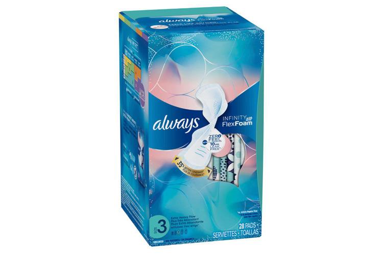 Tampon-packaging