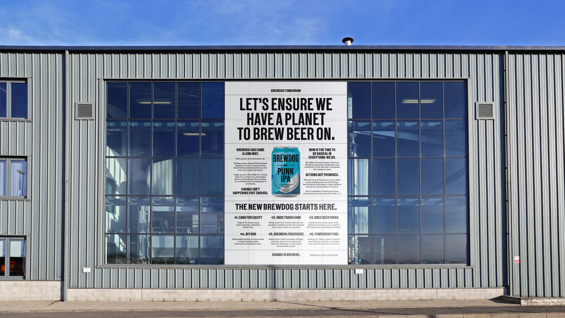 The New Brewdog Identity Who Designed It And How It Was Done Design Week