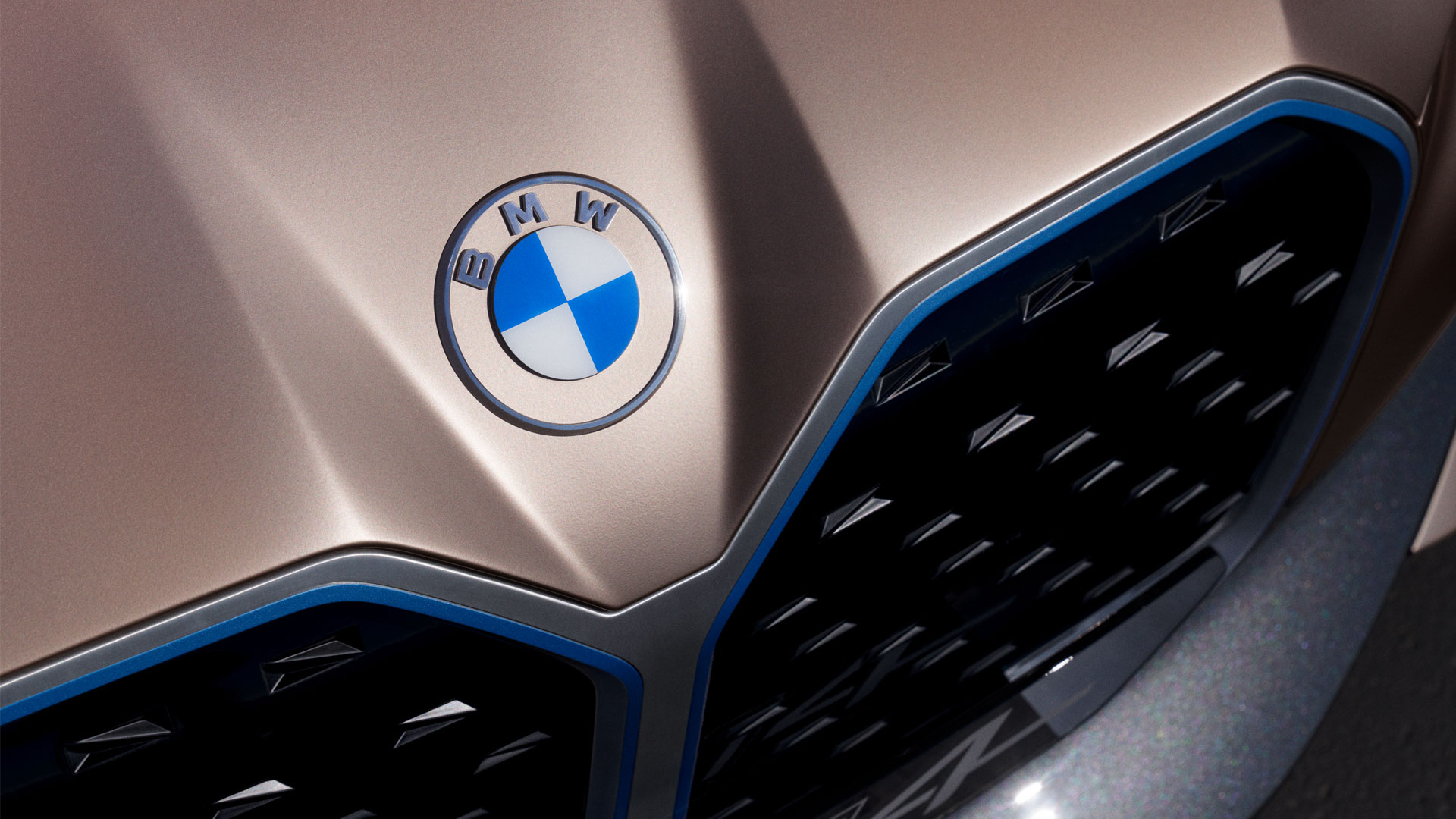 Bmw Reveals New Logo To Mark A New Chapter In History