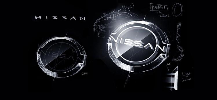 Nissan logo 2