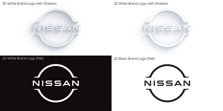 Nissan logo 3