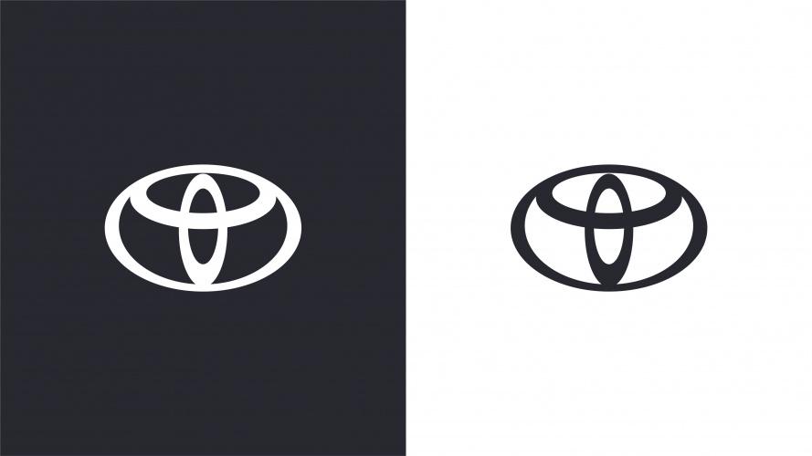 toyota new logo