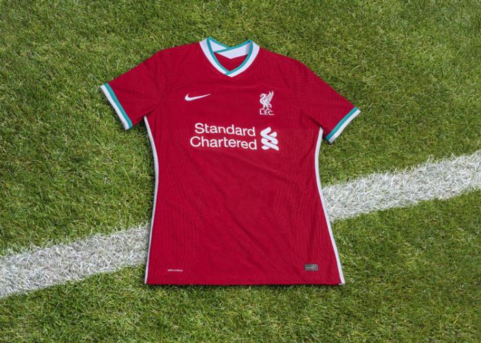 liverpool 2020/21 kit