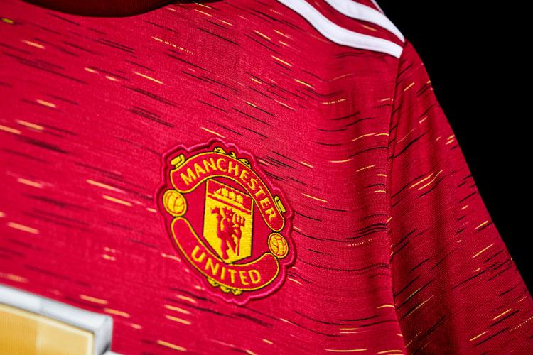 man united home kit 2020/21