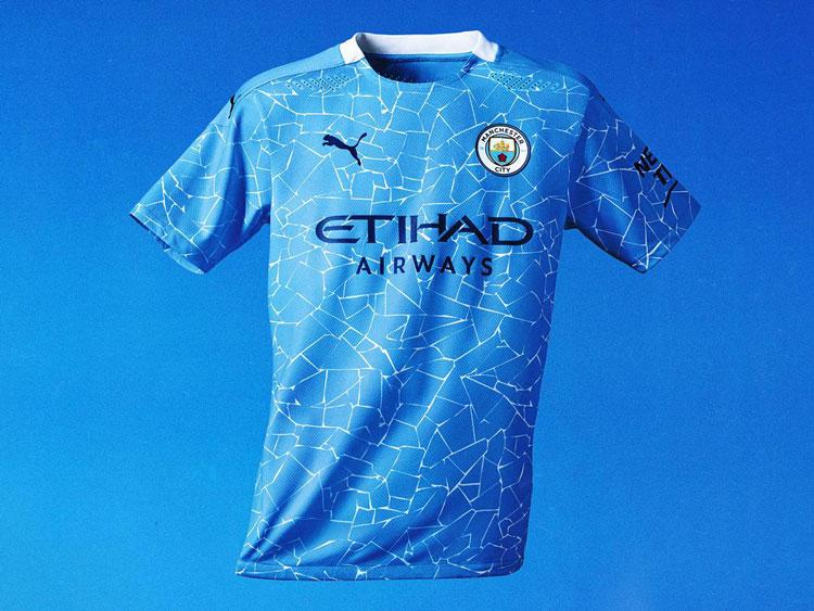 man city 2020/21 home kit