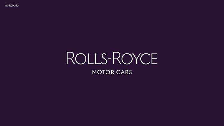 rolls royce new identity