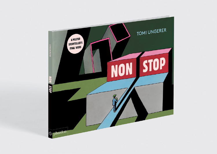 Nonstop, published 3 September by Phaidon