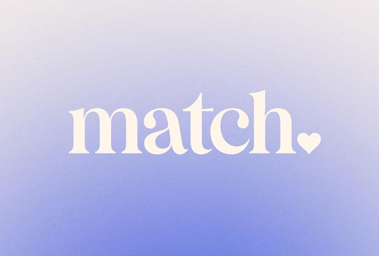 match wordmark