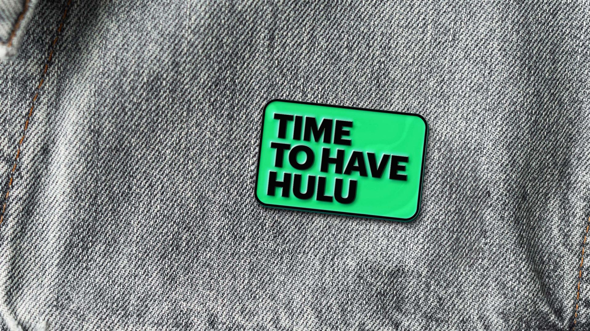 DixonBaxi unifies Hulu's identity in rebrand