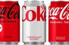 """Coca-Cola unveils """"refreshed"""" packaging design system"""