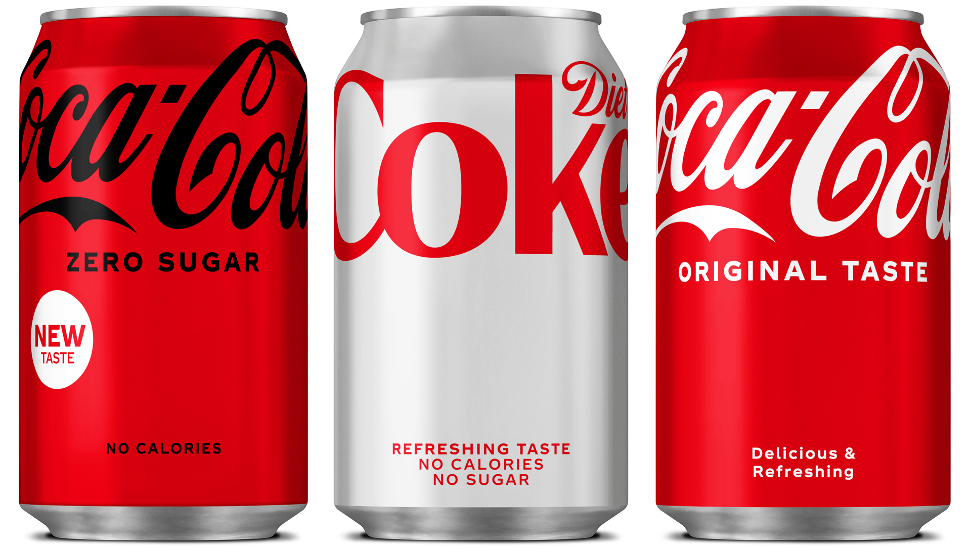 "Coca-Cola unveils ""refreshed"" packaging design system 