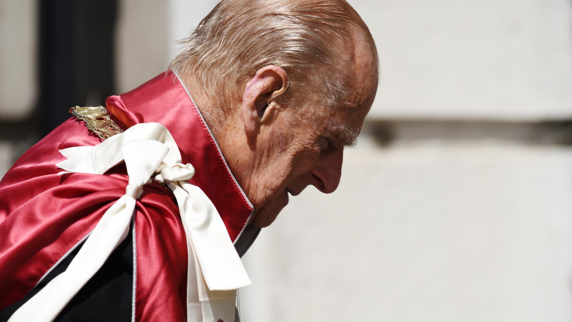 "Prince Philip: ""An incredible ambassador of design"""