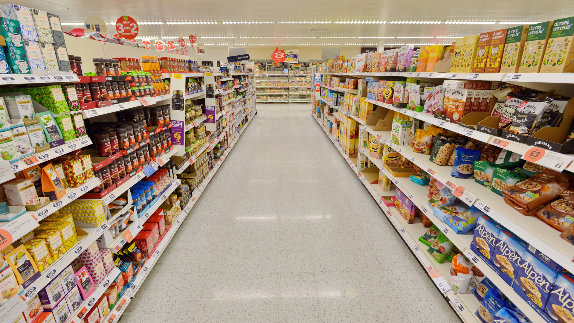 Eco-labelling: the case for displaying the environmental impact of food