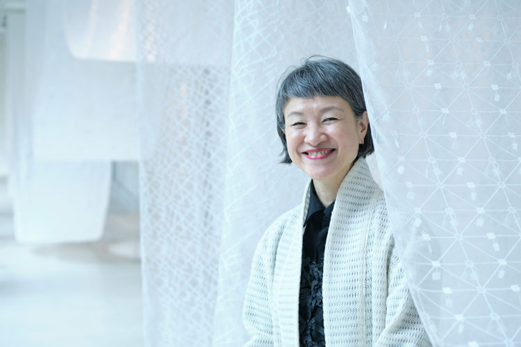 Japanese textile designer Sudō Reiko's innovative materials subject of new exhibition | Design Week