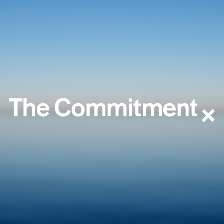 Studio Sutherland brands environmental group The Commitment with an 'x'