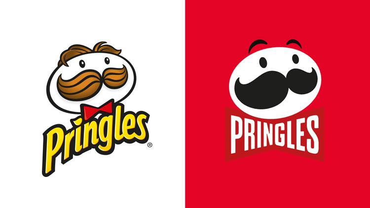Pringles new logo