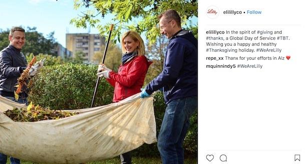 lilly instagram