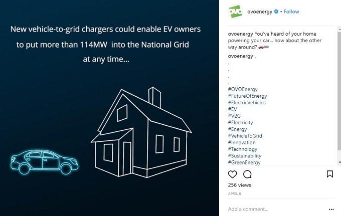 ovo energy instagram