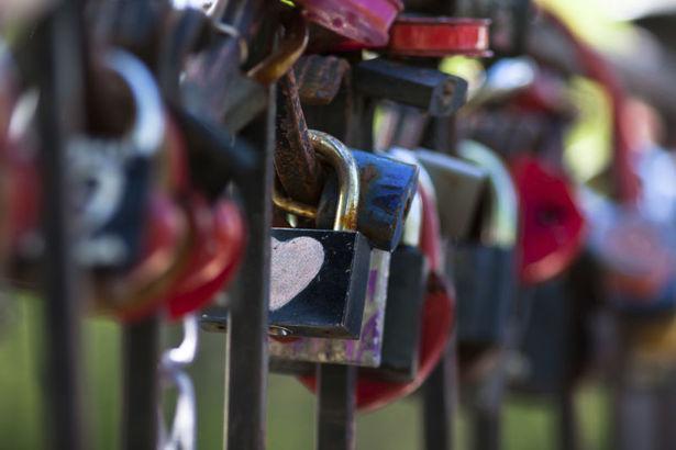 padlocks-on-gate