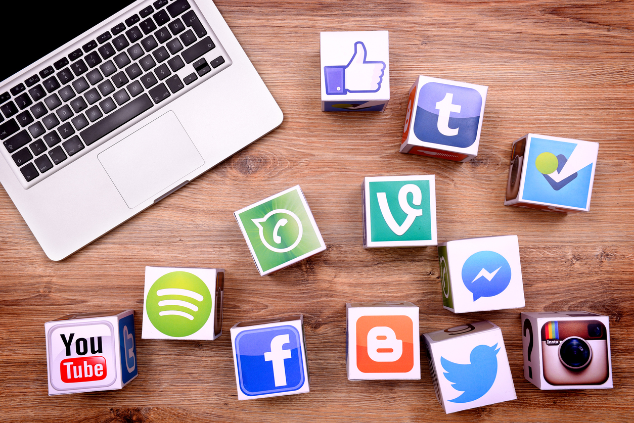 Social media webinar resources