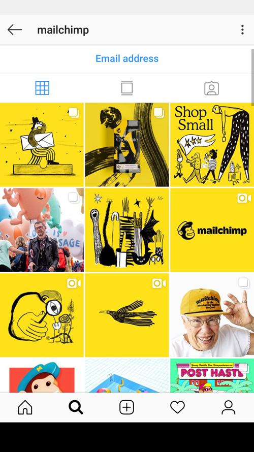 mailchimp-instagram-screenshot