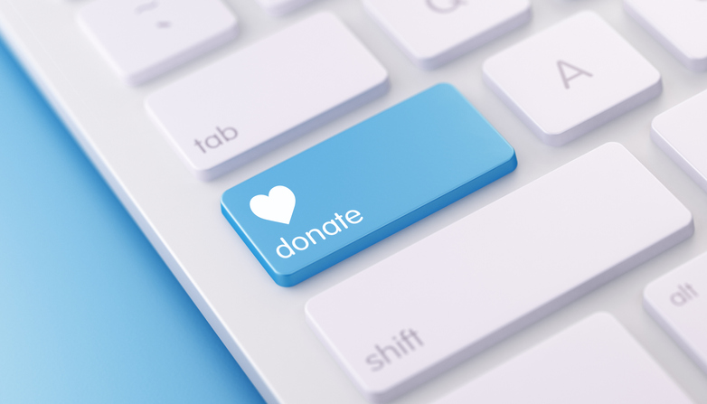 tech impacting charity sector