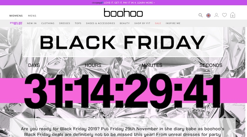 How Will Uk Retailers Approach Black Friday 2019 Econsultancy