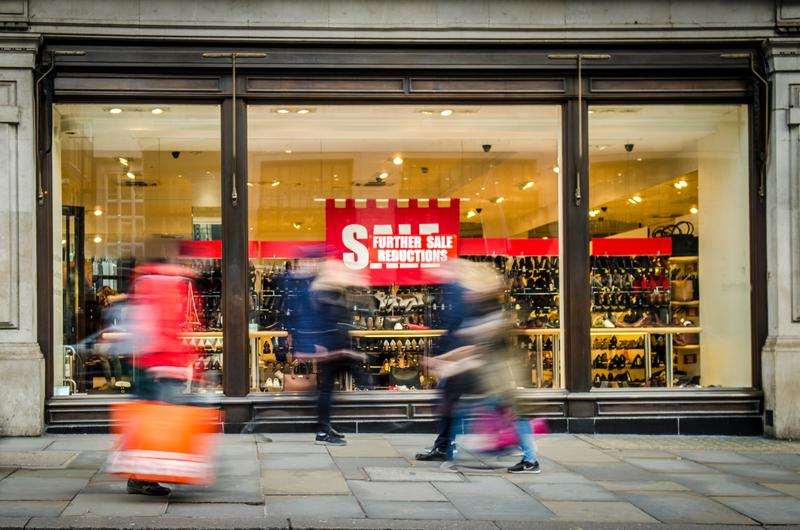 high street retail