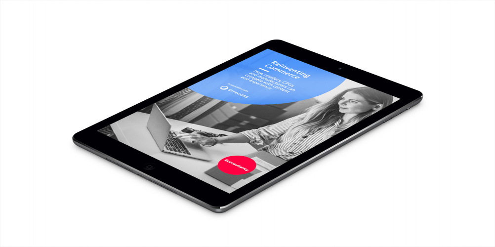 Reinventing Commerce Report Packshot