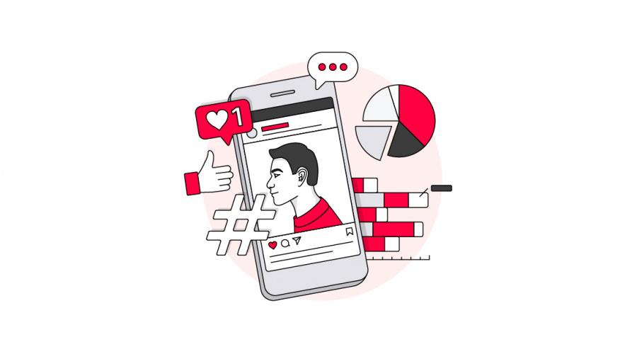 社交网站——网上数据和数据统计数据