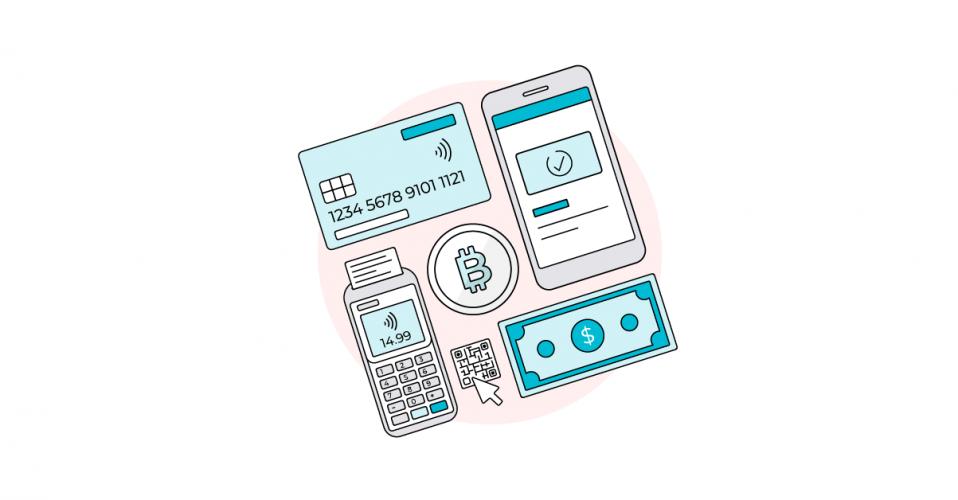 ecommerce fintech payment methods