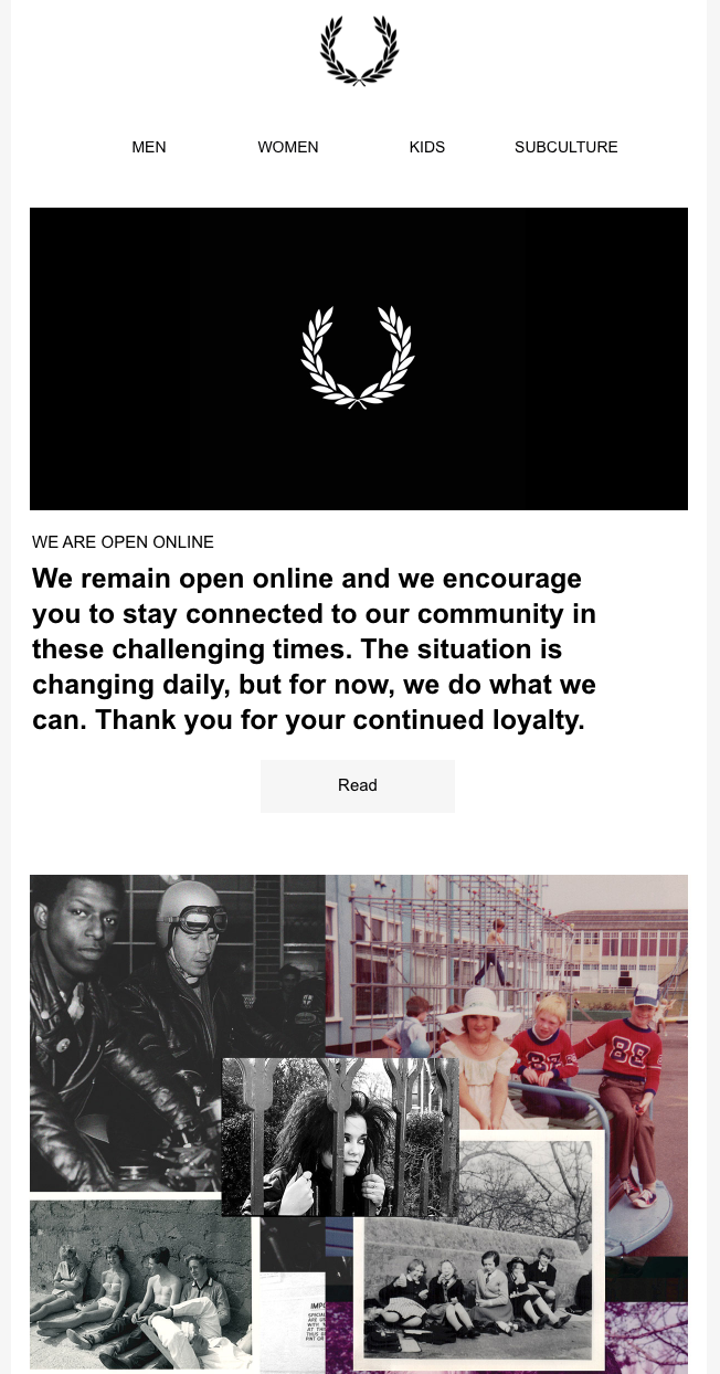 fred perry email