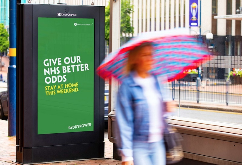 Paddy Power OOH