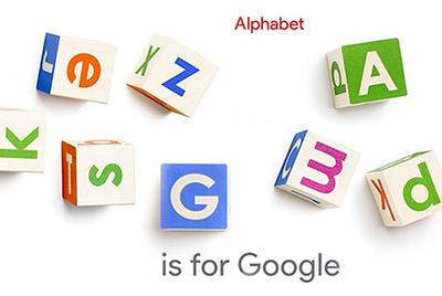 Google Alphabet small