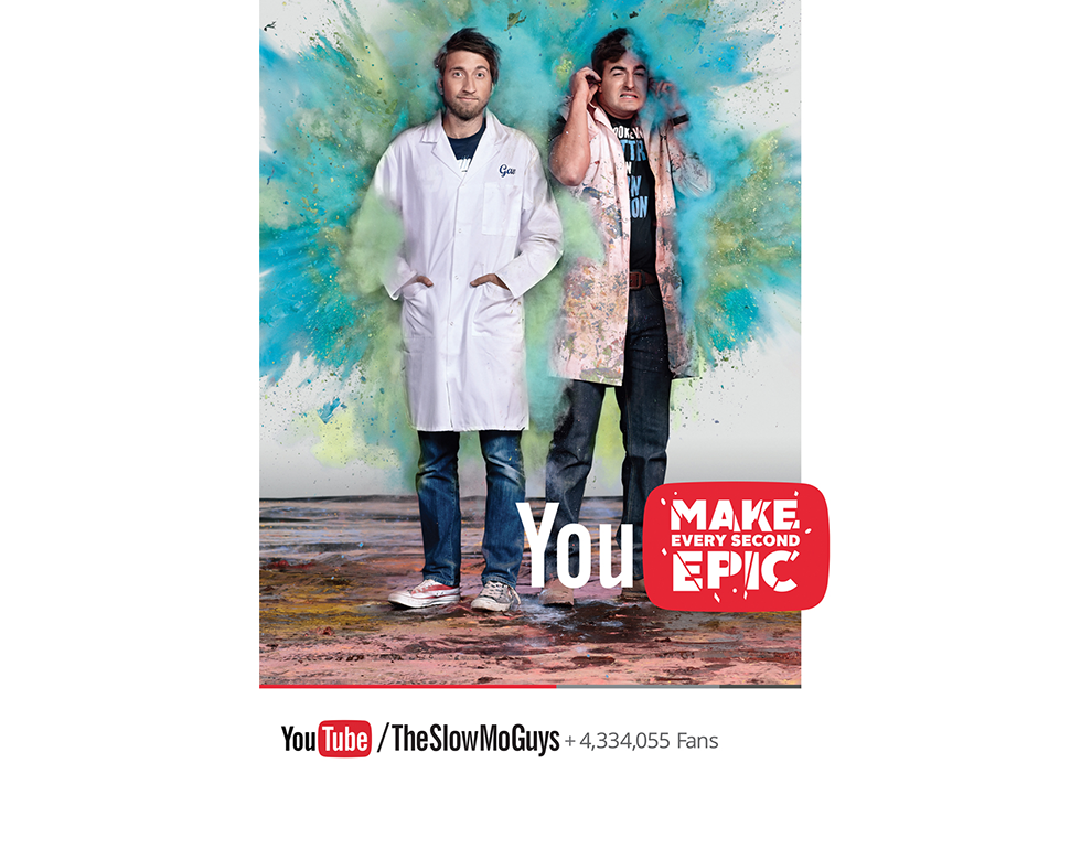 YouTube SlowMo Guys