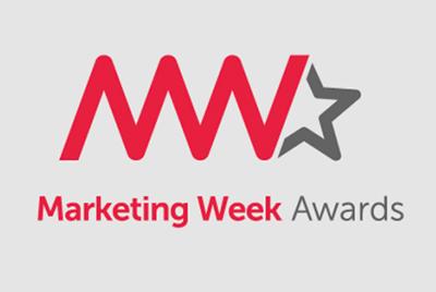 Marketing Week Awards 2016