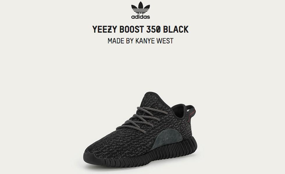 Adidas says Kanye West collaboration