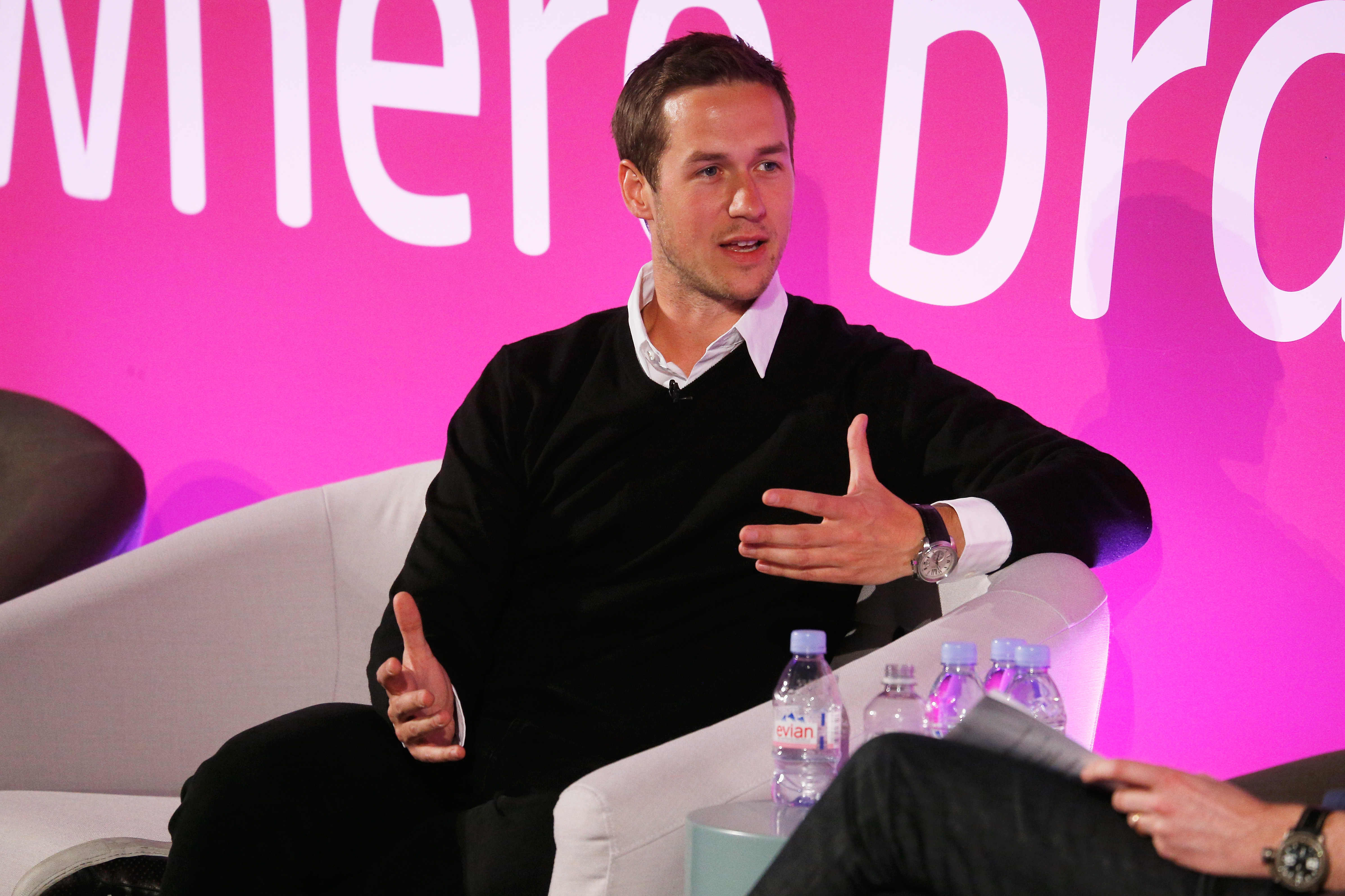 Nick Bell, vice-president of content, Snapchat